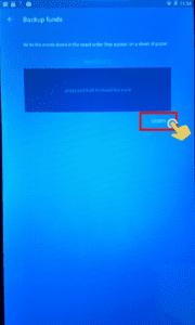 Verify Backup Process